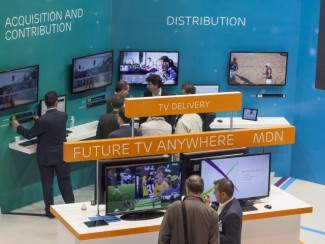 Ericsson en BIT 2014
