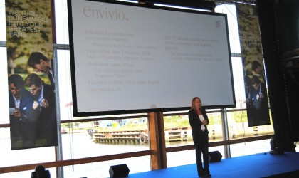 Ericsson en IBC 2015