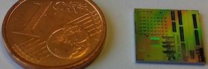 Ericsson desarrolla un chip fotónico de silicio para la era cloud y 5G
