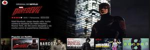 Vodafone será el primer operador en integrar Netflix en su servicio de televisión en España