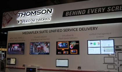 Thomson en IBC 2015