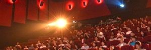 Wanda Cinema Line, el mayor exhibidor de cine del mundo, y Christie firman una asociación estratégica