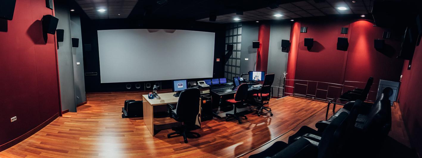 Ad Hoc Studios Eleva La Mezcla Para Cine Y Tv A Un Nuevo