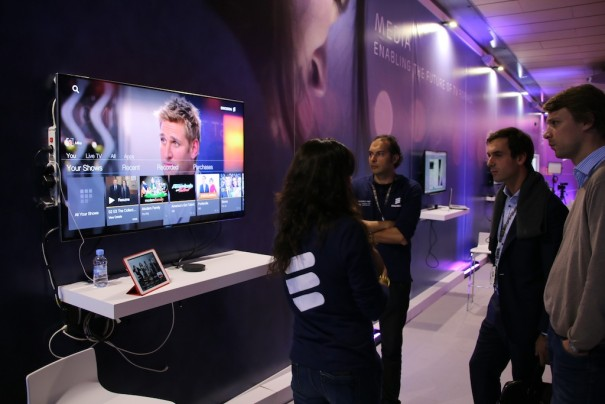 Ericsson Innovation Roadshow 2015