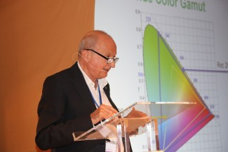 Giuliano Berretta en la Sevilla 4K Summit