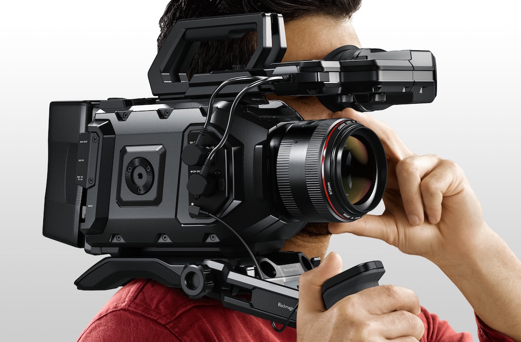 Ursa Mini 4.6K y Micro Cinema Camera, de Blackmagic, ya a la venta