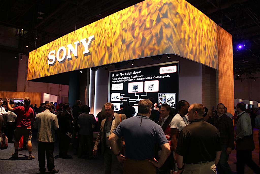 NAB 2016: Sony announces new Super-35mm 4K HFR sports stadium ...