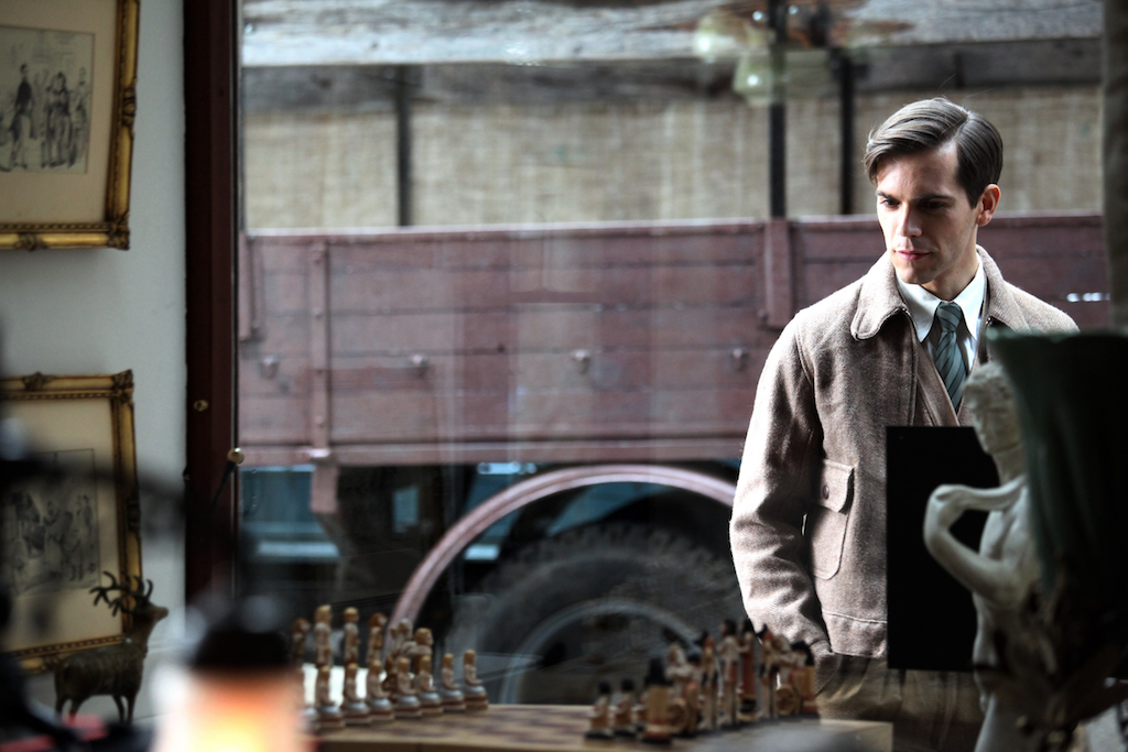 Image result for el jugador de ajedrez oliveros