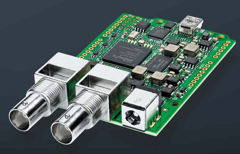 Blackmagic 3G-SDI Arduino Shield: cómo crear controles ...