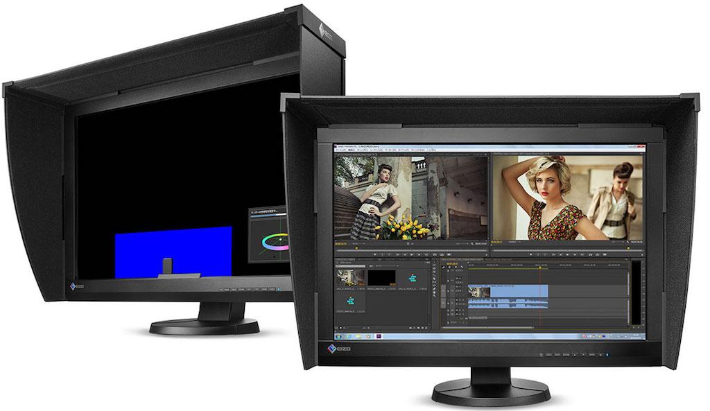 Eizo lance un nouveau moniteur sp cifique pour le montage for Moniteur montage video