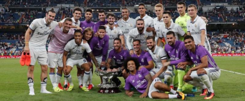 El trofeo santiago bernab u la emisi n m s vista de la for Real madrid tv