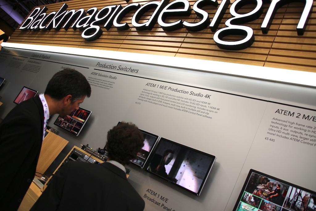 Blackmagic incrementa su portfolio con la compra de Ultimatte y ...