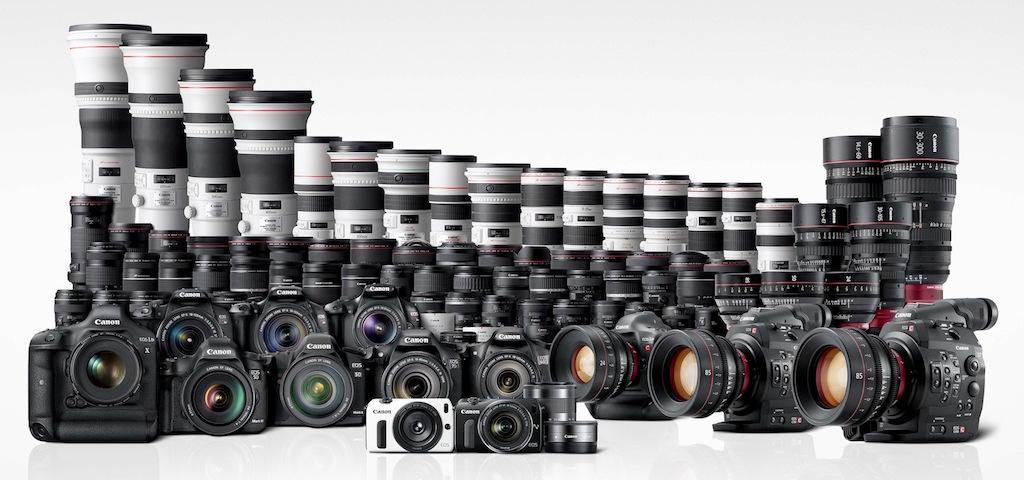 Canon celebrará en 2017 treinta años del lanzamiento de su sistema EOS