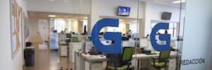 TVG inicia sus contribuciones 5G en directo con el apoyo de Telefónica