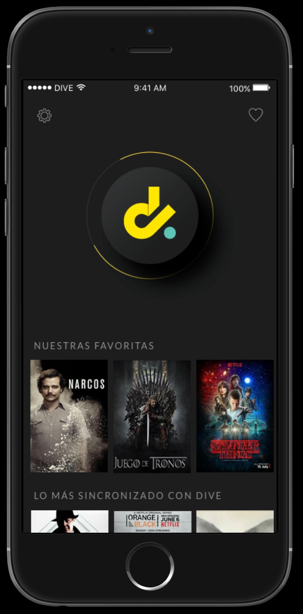 Dive la app que conecta a los usuarios con el contenido de las series y pel culas que ven - Samsung dive app ...