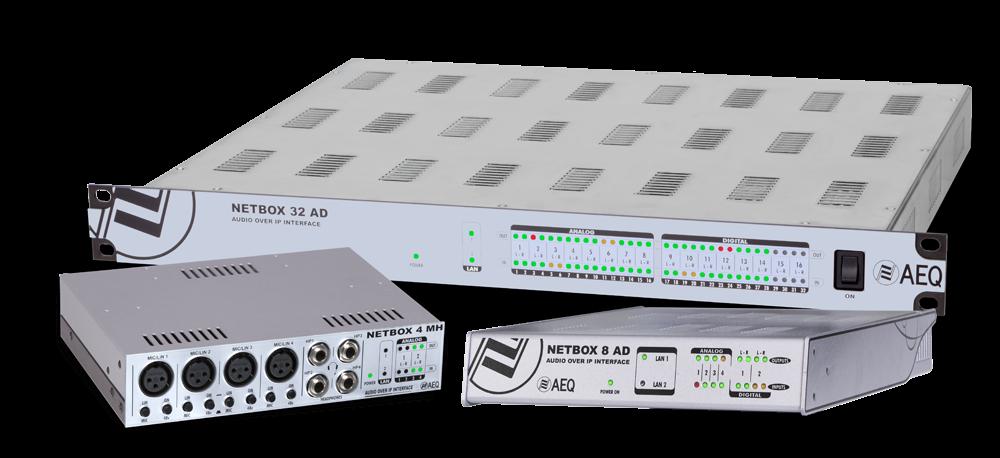 AEQ presenta nuevos equipos de audio y comunicaciones con