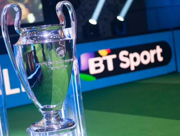Champions en BT Sport