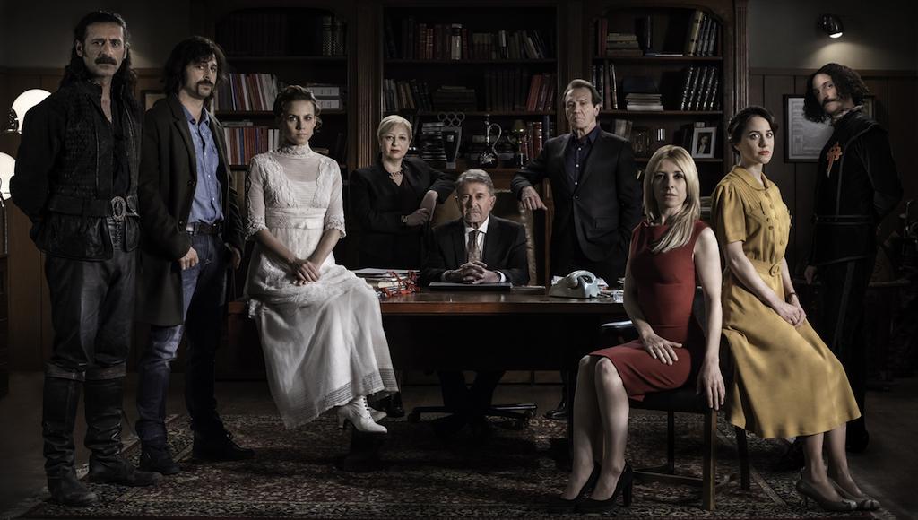 El Ministerio Del Tiempo Temporada 3 Online