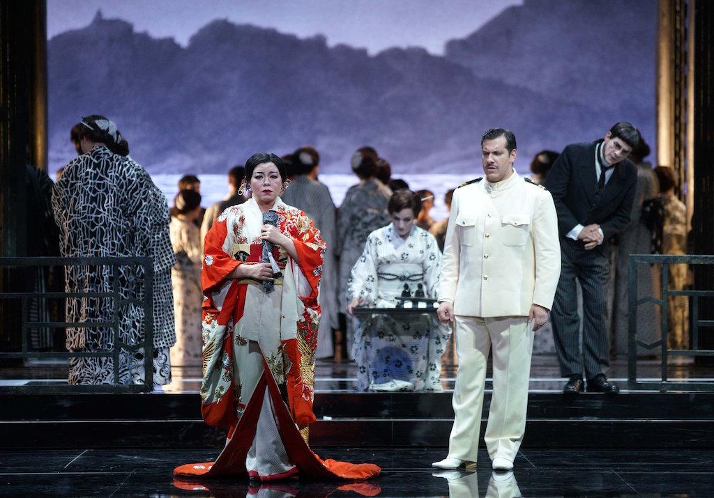 Madame Butterfly: El Teatro Real De Madrid Distribuirá 'Madama Butterfly