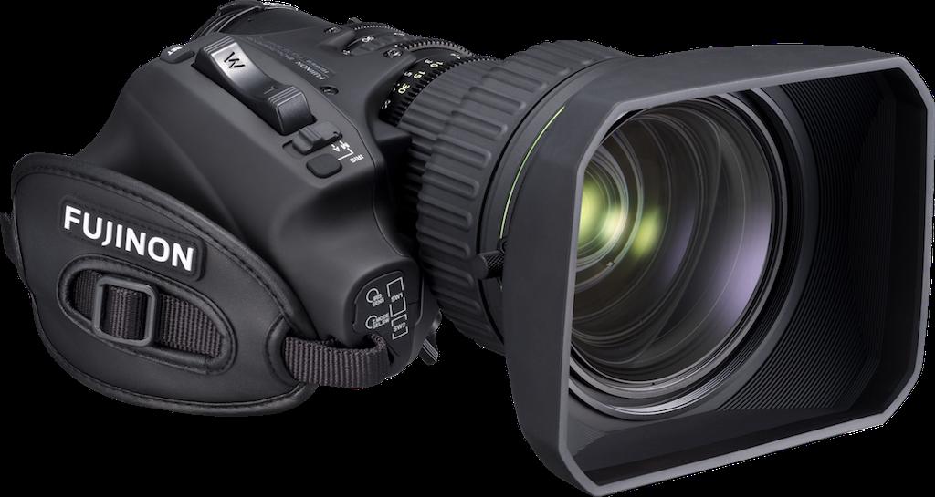 Fujifilm anticipa en IBC el nuevo objetivo UA24X7.8BERD diseñado ...