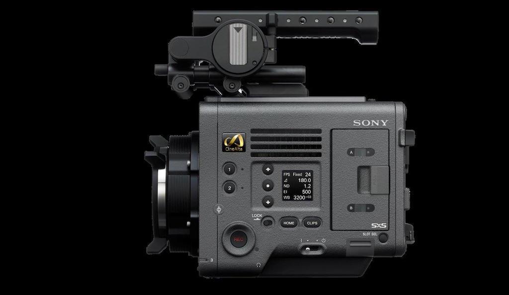 Sony zeigt Venedig, die nächste Generation von CineAlta Kameras full ...