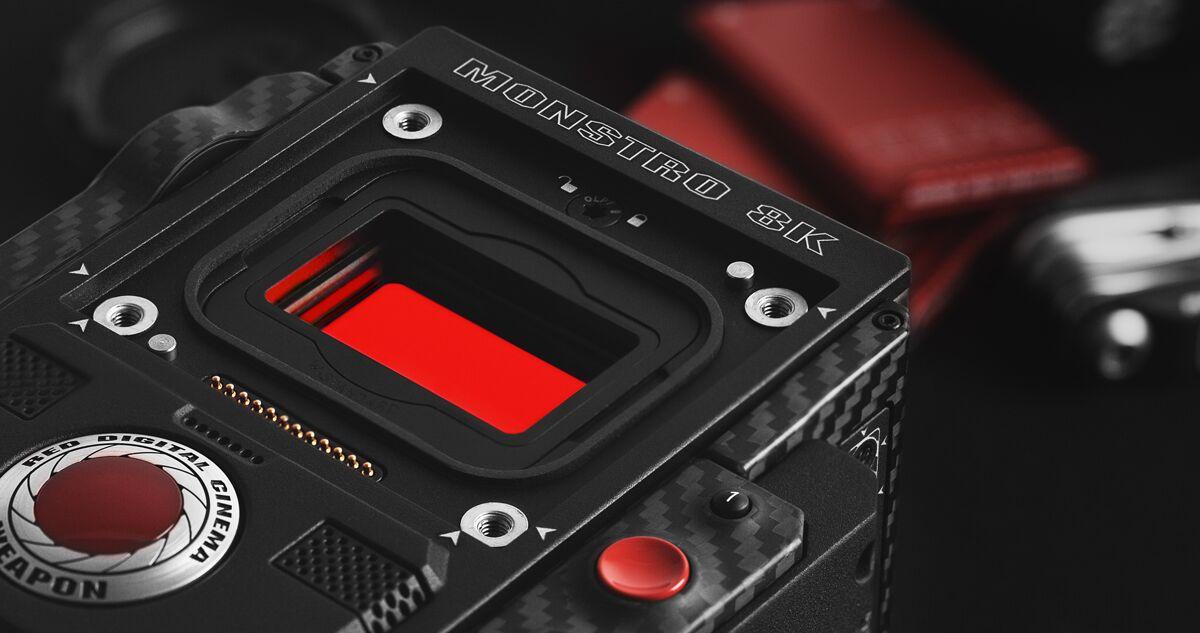 RED anuncia su nuevo sensor full frame para las cámaras Weapon ...