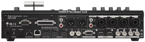 Roland V60HD