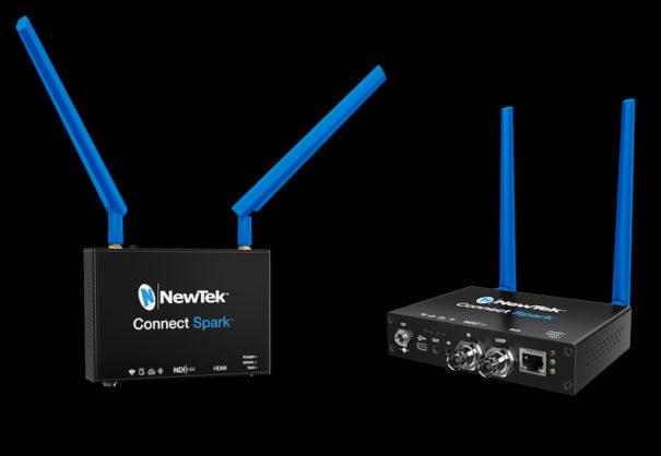 NewTek ConnectSpark