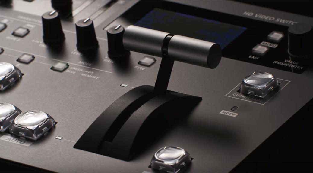 Roland inicia la comercialización de su mezclador multiformato V-60HD