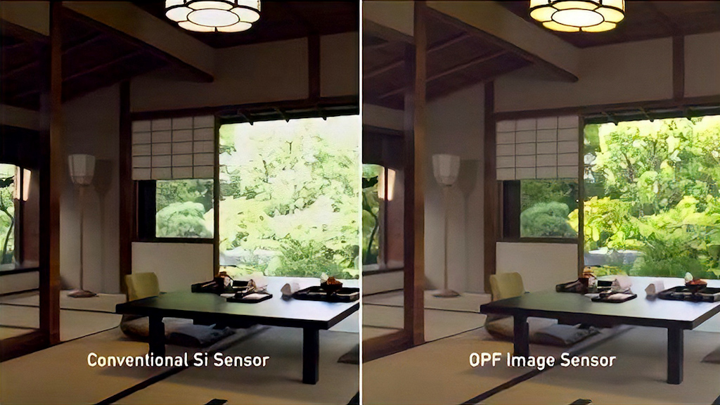 Ersten Sensor CMOS 8K 60 fps HDR in der Welt basierend auf ...