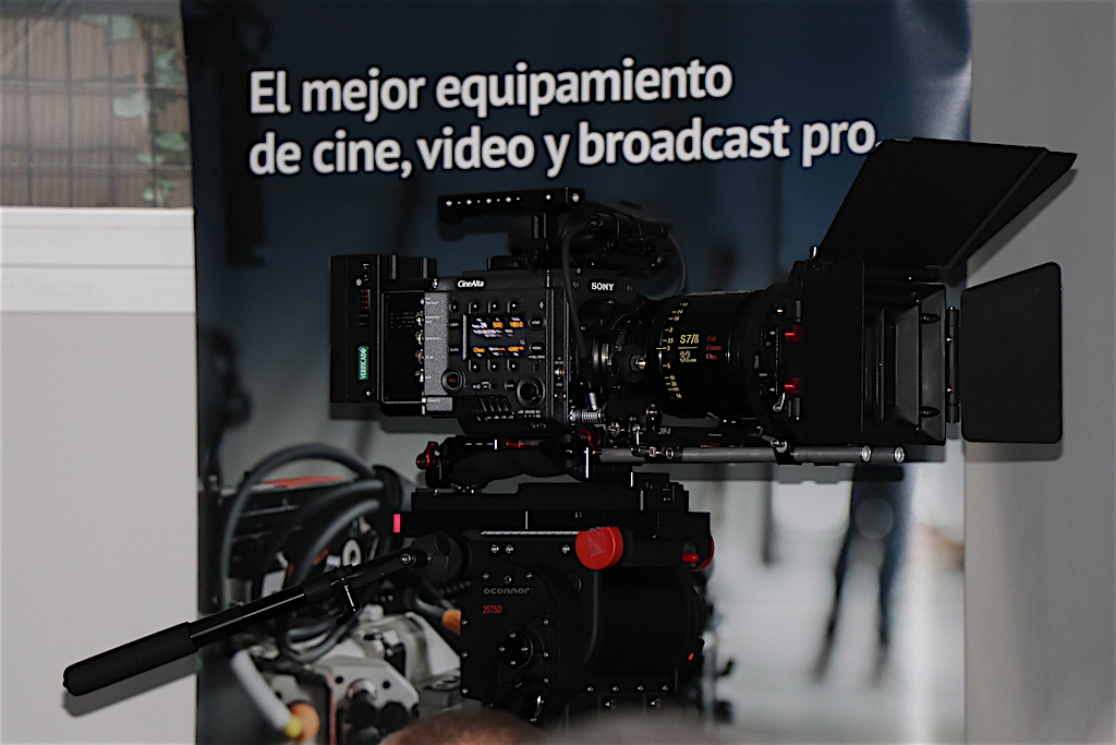 Fuerte presencia de Ceproma en BIT Audiovisual