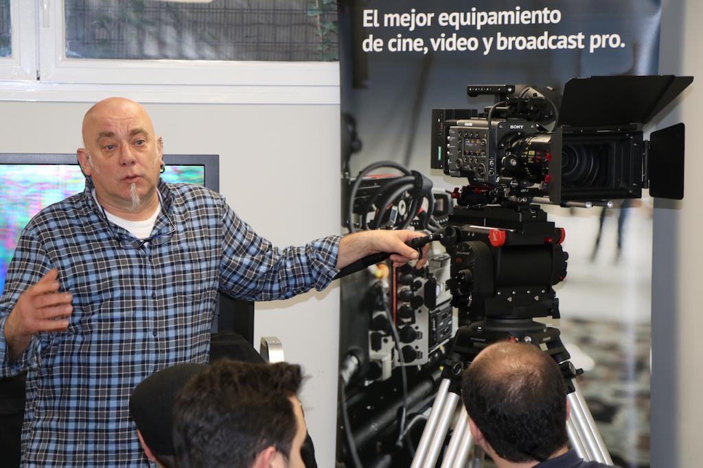 Sony Venice: una cámara 100% cinematográfica, de fotograma completo ...