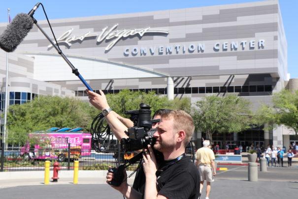 Las Vegas Convention Center NAB 2018