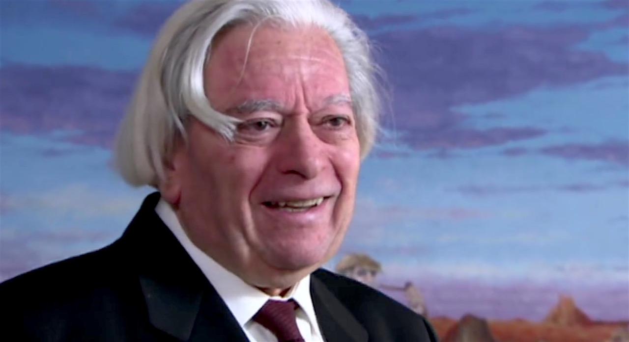 Fallece a los 82 años el gran Antonio Mercero