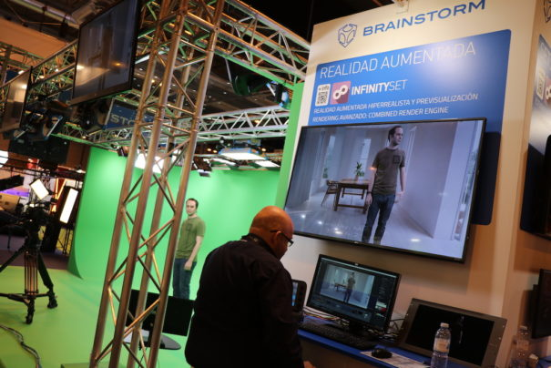 Brainstorm en BIT Audiovisual 2018