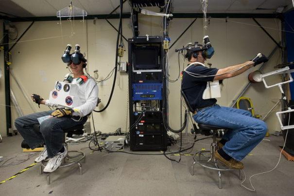 NASA VR (Foto: NASA)