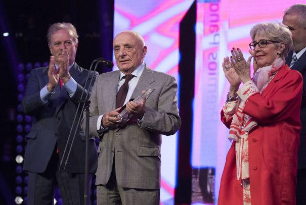 Fernando Navarrete en los Premios Panorama 2018