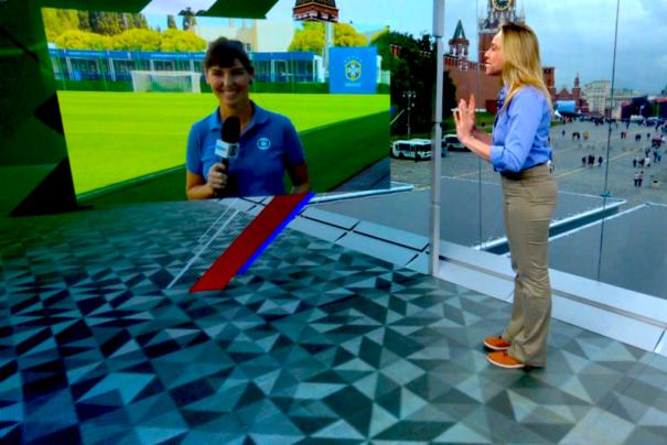 Globo Tv en el Mundial de Rusia