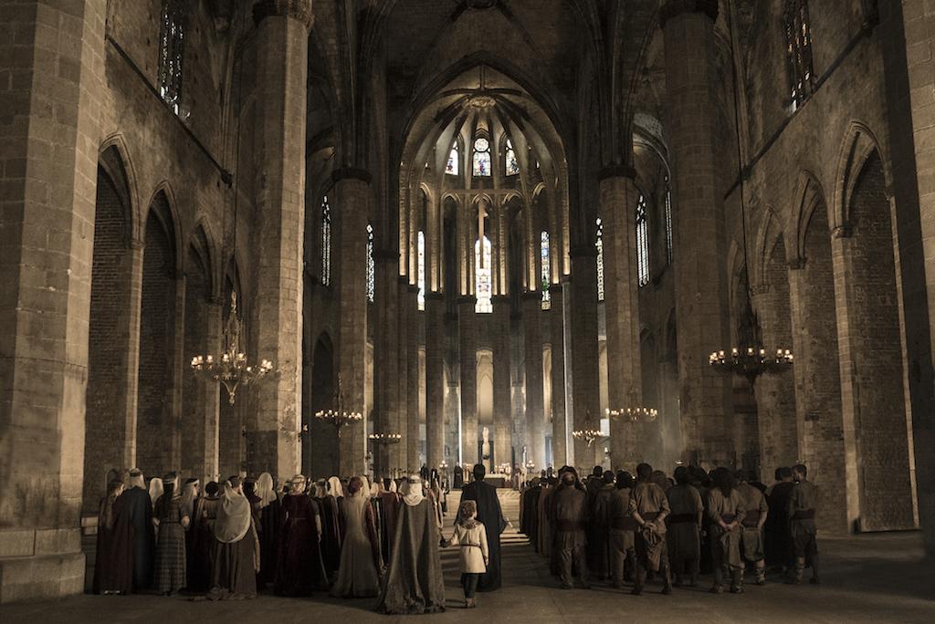 La cattedrale del mare - Serie TV in Streaming ...