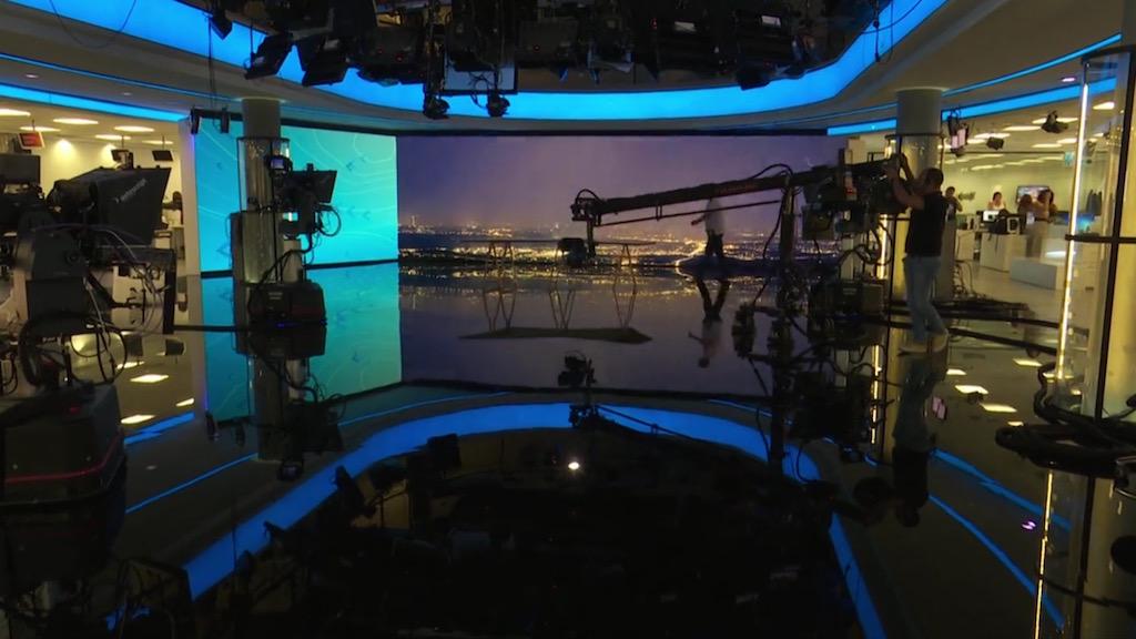 Antena 3 Noticias Estrena Un Impresionante Plató En 360º Dotado De