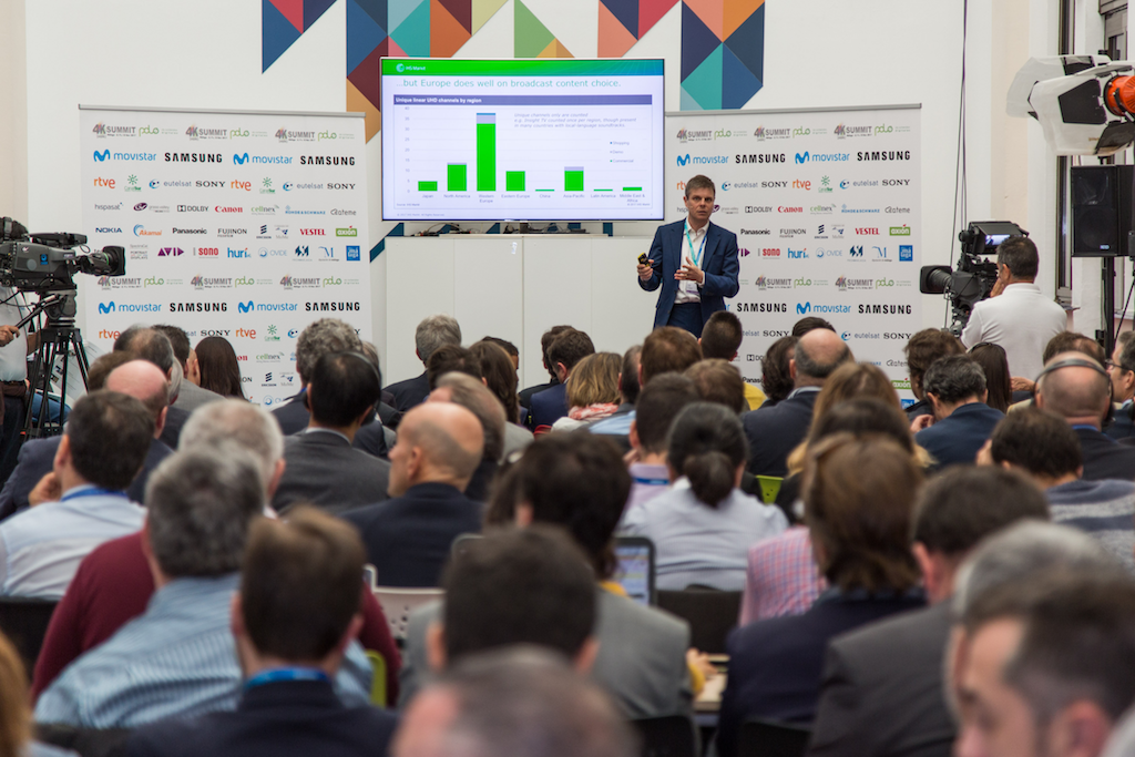 The 4K Summit of Malaga is consolidated as a reference event in the
