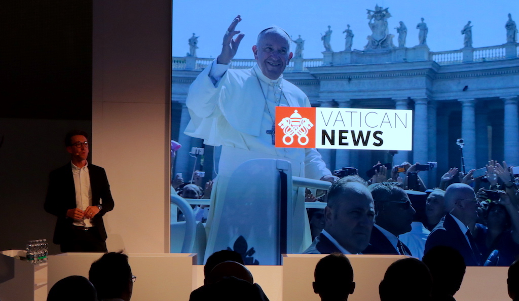 Plataforma digital Vatican News