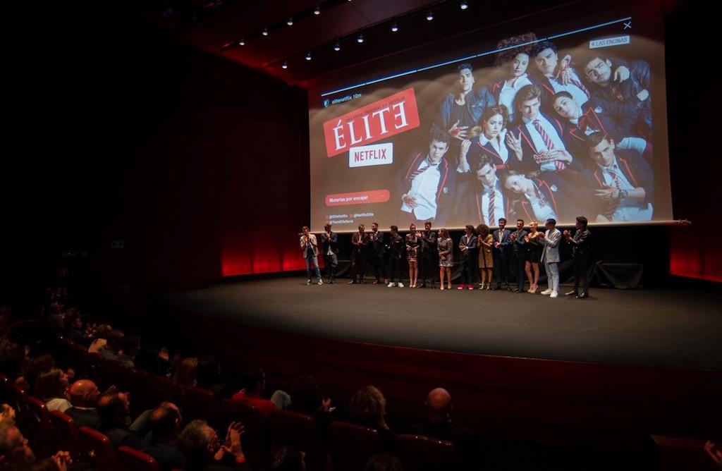 Netflix estrena 'Élite', la segunda serie original española