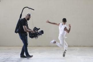 Casting Fama A Bailar Foto Enrique Cidoncha