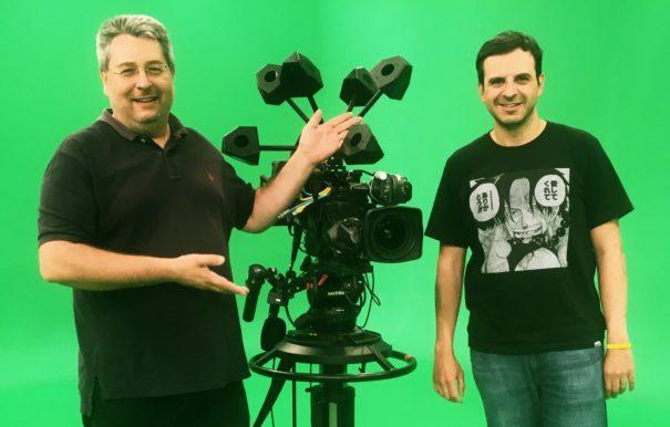 Realidad virtual en TVE