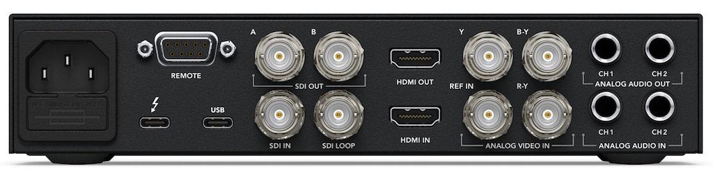 El Nuevo Ultrastudio 4k Mini Ofrece Conectar Equipos Thunderbolt 3 A Cualquier Dispositivo Audiovisual