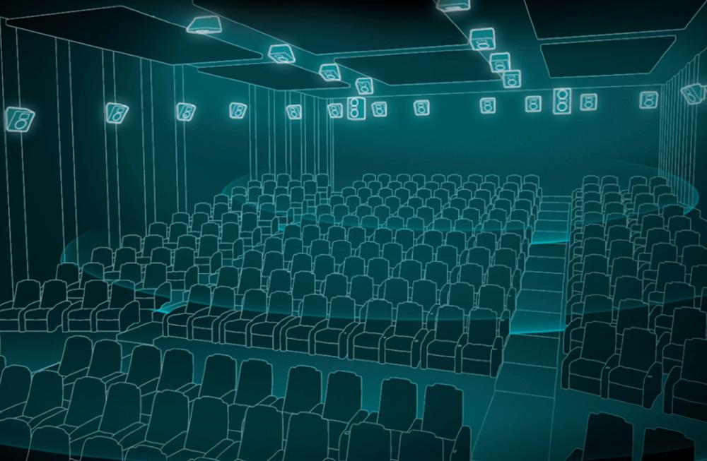 Dolby alcanza el centenar de salas en España con sonido
