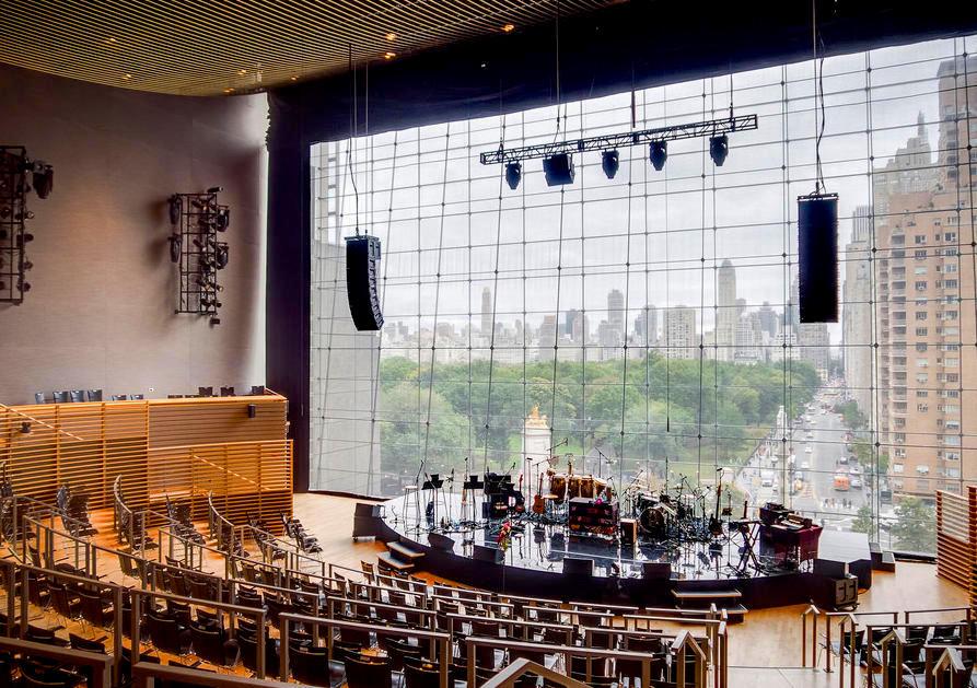 SiriusXM actualiza con soluciones de Avid en el Jazz at Lincoln Center (JALC) - Panorama Audiovisual