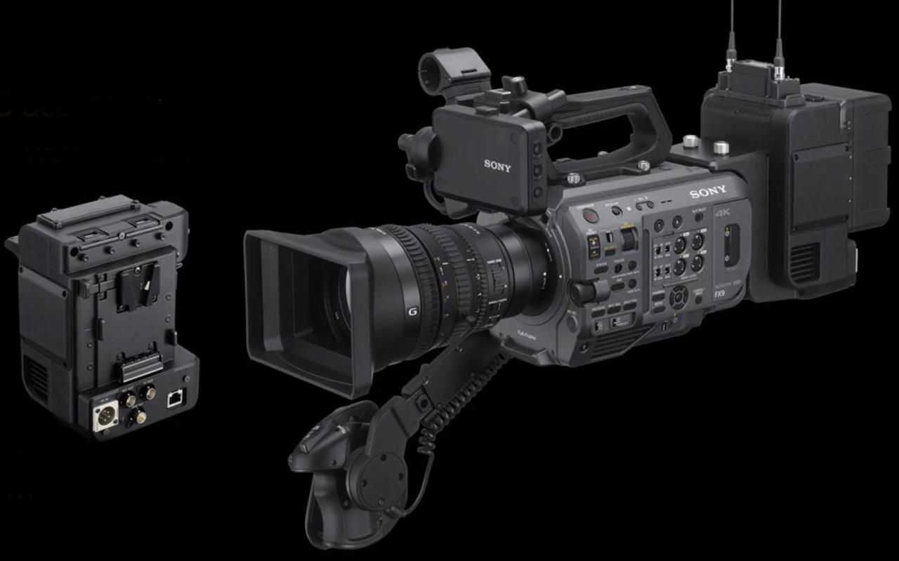 "Sparex ® cámara-System 7/"" 1-3 veces"