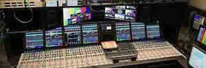 Mobile TV Group estrena su tercera unidad móvil Flex Calrec Artemis capacidades de audio sobre IP